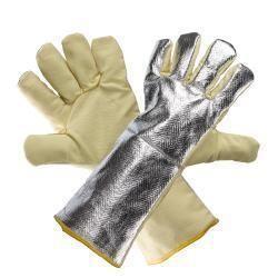 Kevlar Aluminised Gloves