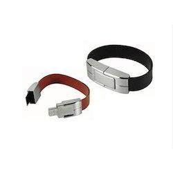 Leather Bracelet Pen Drive