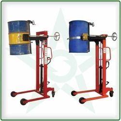 Hydraulic Barrel Lifter