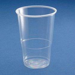Disposable Plain PP Glass