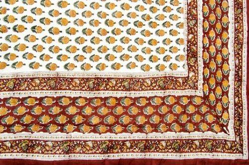 Hand Block Printed Running Fabrics