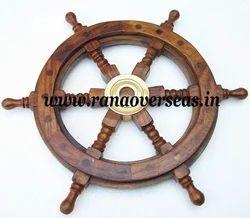 Wooden Ship Wheels