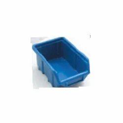 plastic storage bins