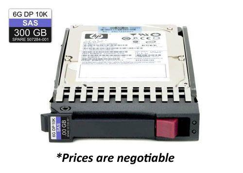 HP 300 GB Hard Disk