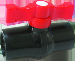 PVC Solid ValveBall