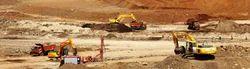 Earth Work - Excavator Rental Service