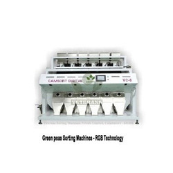 Green Peas Sorting Machines