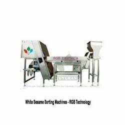 White Sesame Sorting Machines