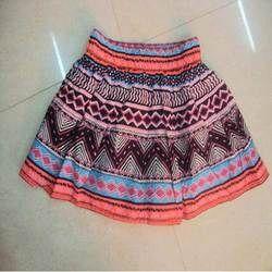 Printed Kids Skirt