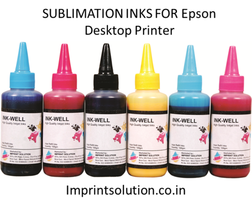 Sublimation Inks for Epson T60 / T 1390 Printer