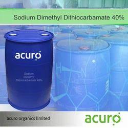 Sodium Dimethyl Dithiocarbamate 40%