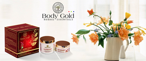Herbal Luxurious Anti Ageing Cream