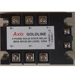 Axis 3 Phase 120 A Solid State Relay
