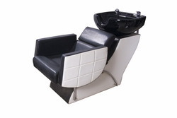 All Leather Shampoo Station