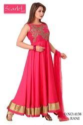 Designer Anarkali  Dresses