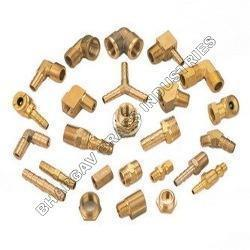 Brass Industrial Fittings