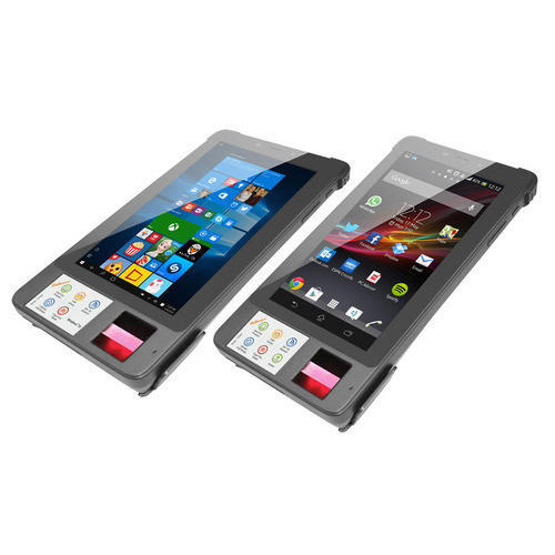 Fully Rugged Handheld Tablet