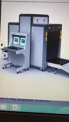 X-Ray Baggage Scanner For Cargo 100100d