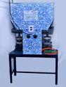 Semi Automatic Dona Double Die Machine
