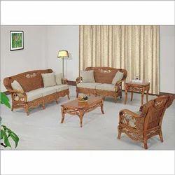 Amour Rennes Cane Sofa Set