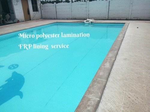 Portable Swimming Pools FRP Service
