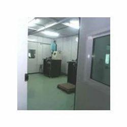 Freestanding Acoustic Enclosures