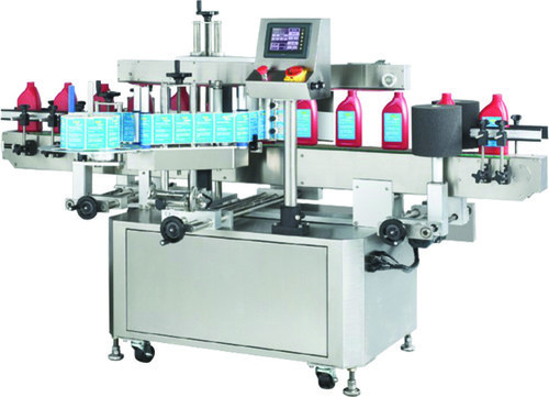 Automatic Flat Bottle Labeling Machines