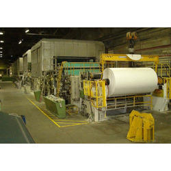 Paper Machine Wire Section