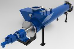 Powder Cooling Screw Conveyor
