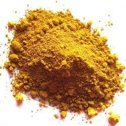 iron oxide pigment facial