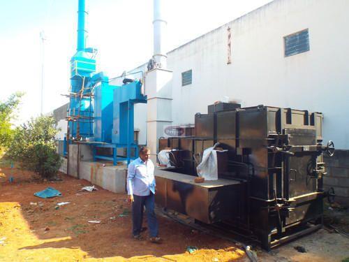 Incinerator Diesel Type