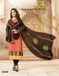 All Girl Favorite Pure Banarasi Chanderi Salwar Suit