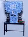 Single Die Semi Auto Dona Machine