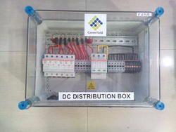 String Junction Solar Combiner Box