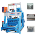 Stationery Type Solid Block Machine