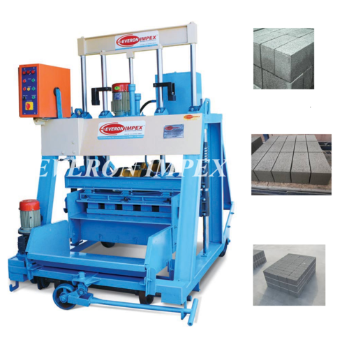 Solid Block Making Machine Stationery Type Solid Block