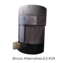 sincro alternators 6 0 kva