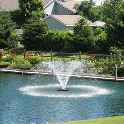 Star Brasting Fountain