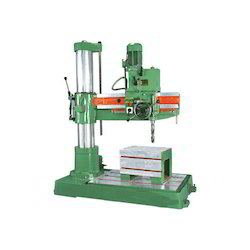 Geared Redial Drill Machine