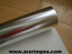 Aluminized Glass Fabrics