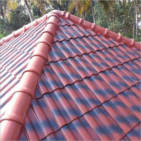 Slope Roof Tiles - Ceramic Roof Tiles Wholesale Trader ...