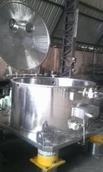 Four Point Suspended Centrifuge