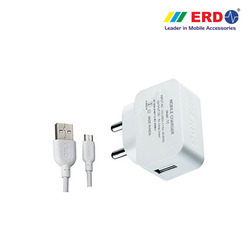 TC 28 Micro USB White Charger