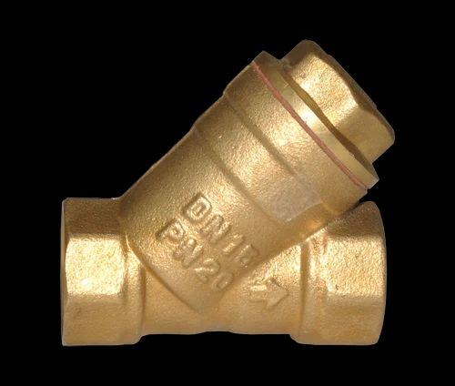Brass Y- Strainer