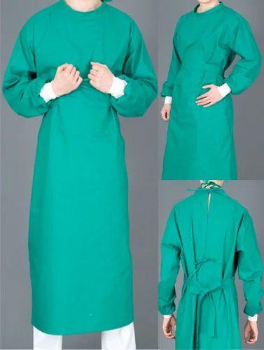 Hospital Uniform - V Neck Scrub Suit Manufacturer from Nagpur