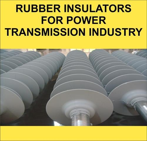 Rubber Insulators for Power Transmission Industry