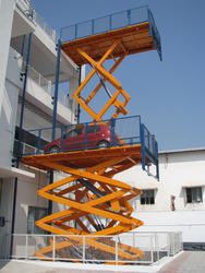 Commercial Scissors Lift
