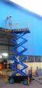 Scissor Lift With Movable Platform