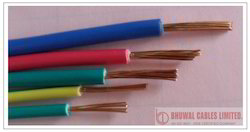 PTFE Insulated Silver Plated Copper Wires