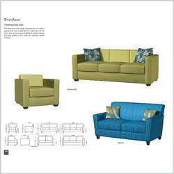 Contemporary Sofa Greenwitch Felicity